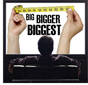 Measuring Size on TV
