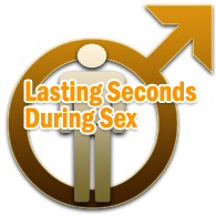 Lasting Only Seconds During Sex
