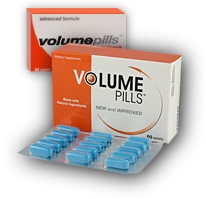 new VolumePills packaging