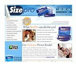 SizePro Website